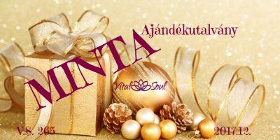 karácsonyi ajándékutalvány, masszázs, harmonizálás, csakra talpmasszázs, reflexológia, reiki, metamorf masszázs