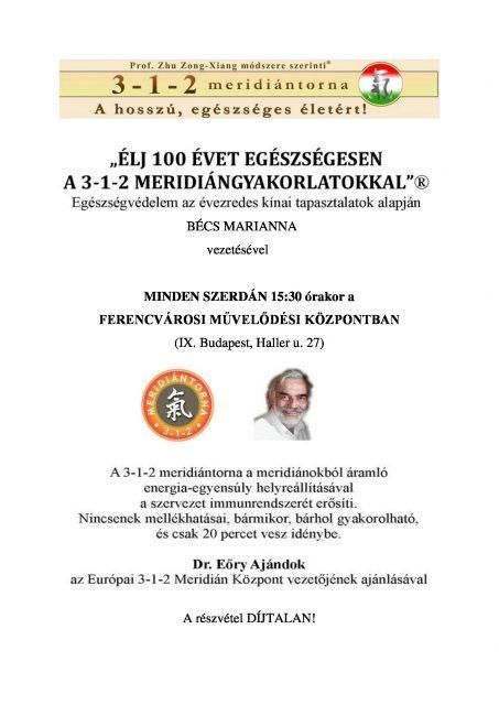 meridiántorna, hivatalos gyakorlóhely, ingyenes meridiántorna