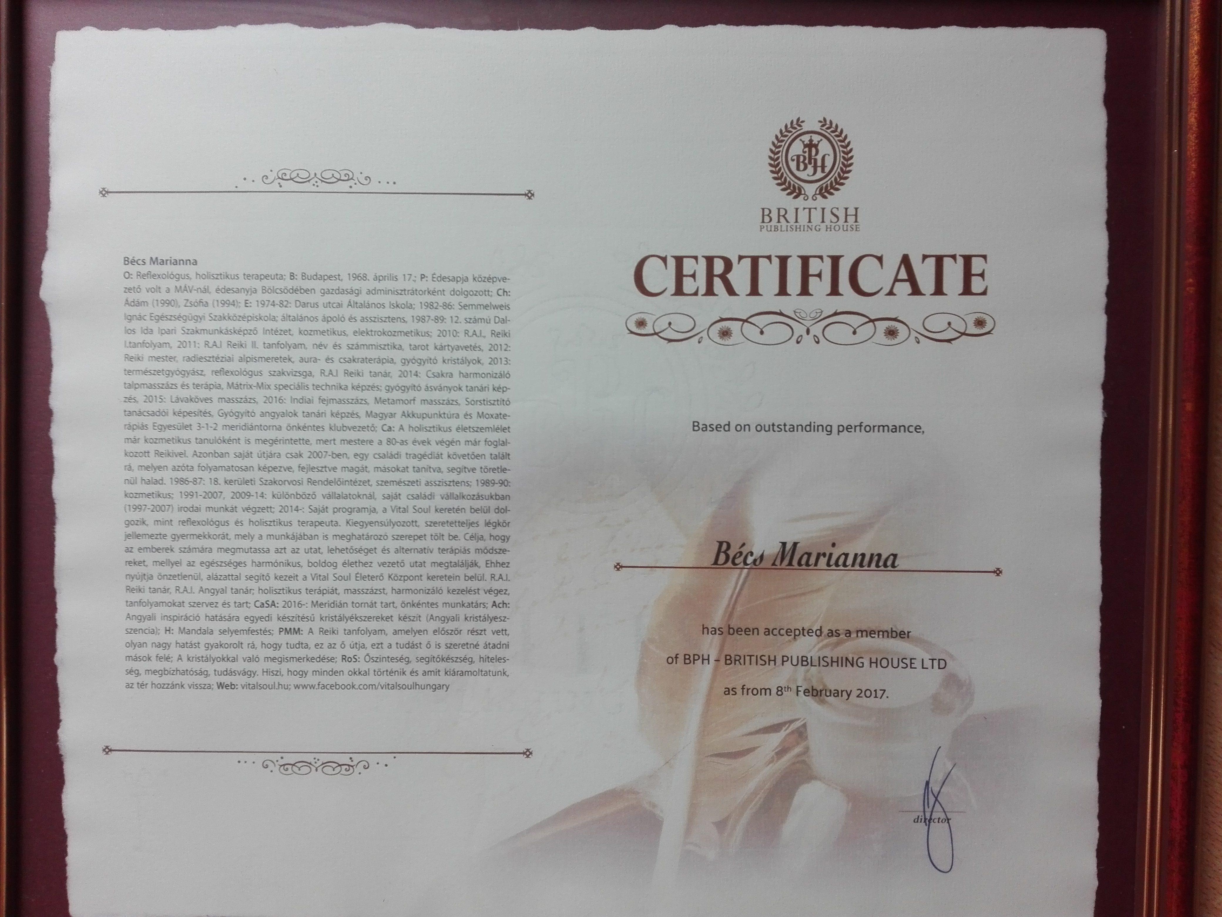 Britishpédia, British Publishing